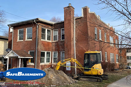 Case History - Minneapolis Apartment Building Stabilization