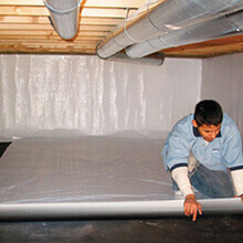 crawl space repair products