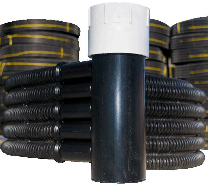 SafeBasements™ Multi-Flow Drain Tile