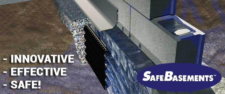 Basement Waterproofing Products | Basement Drainage System