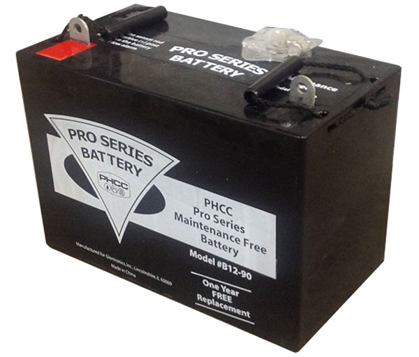 Maintenance Free Battery 12V 90 AH