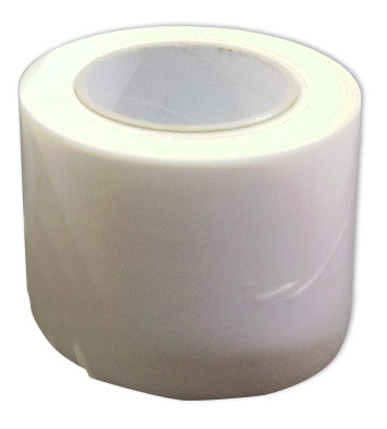 White Poly Tape 4in X 60yds