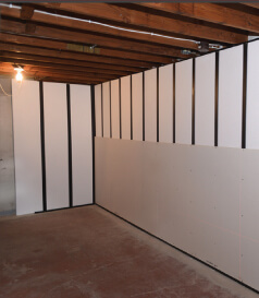 e3 wall system basement wall system basement finishing product